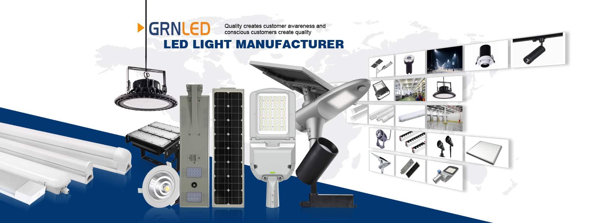 GRNLED LED light manufacturer