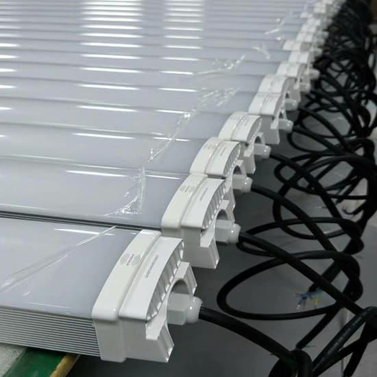 Manufacturing radar sensor LED tri-proof-batten Lights