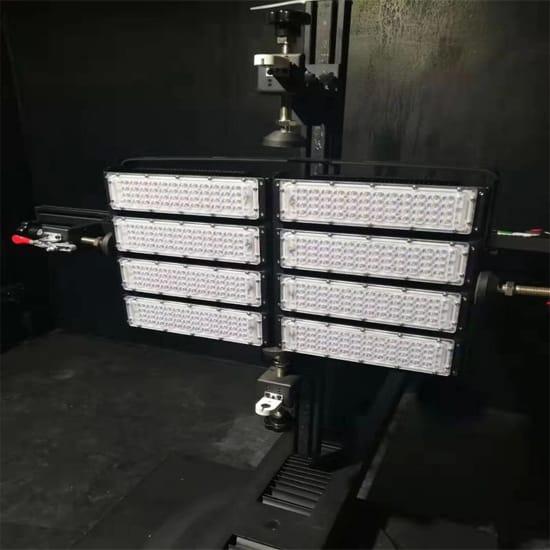 Outdoor LED Flood Lights IES Testing